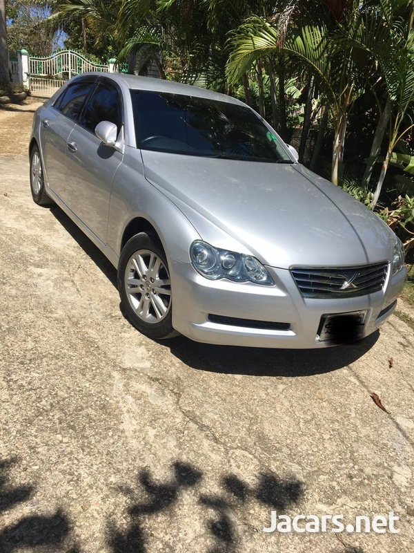 Toyota Mark X 2,5L 2009-1