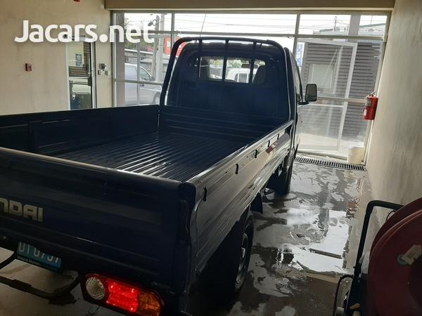 Hyundai H100 Drop-side Body Truck-3