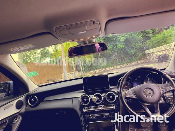 Mercedes-Benz C-Class 2,0L 2015-3