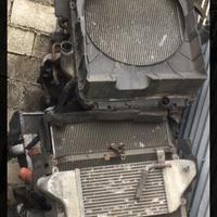 Mitsubishi Canter/Isuzu NQR/NPR Radiator/ Intercooler