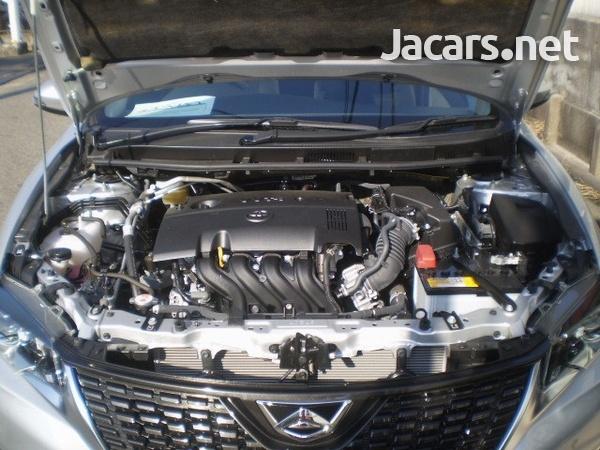 Toyota Allion 1,5L 2018-2