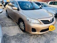 Toyota Corolla XLi 1,5L 2013