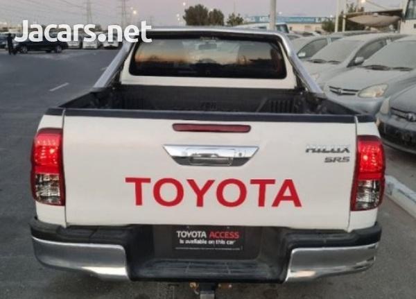 Toyota Hilux 2,8L 2017-2