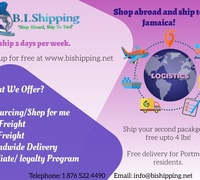 www.bishipping.net -Shop Abroad and Ship to Jamaica