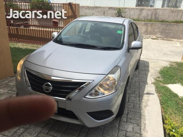 Nissan Versa 1,6L 2015-6
