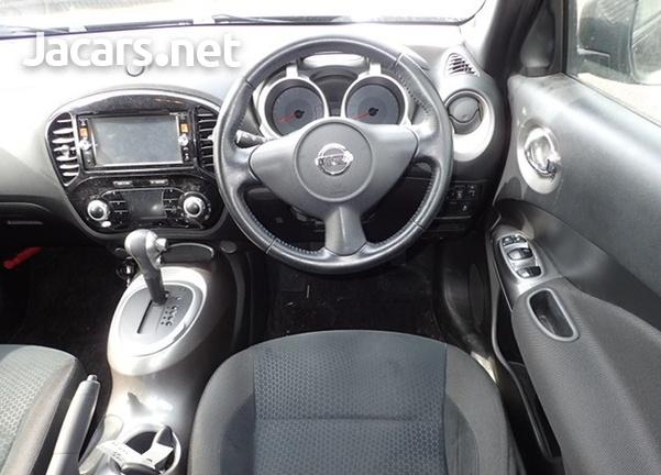 Nissan Juke 1,6L 2015-8