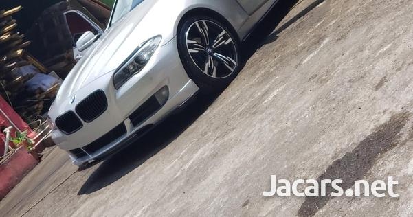 BMW 5-Series 2014 BMW FRONT BUMPER LIP/ SPOILER-3