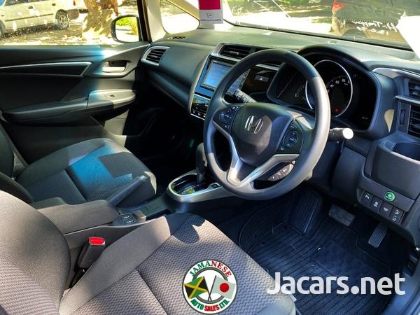 Honda Fit 1,5L 2018-9