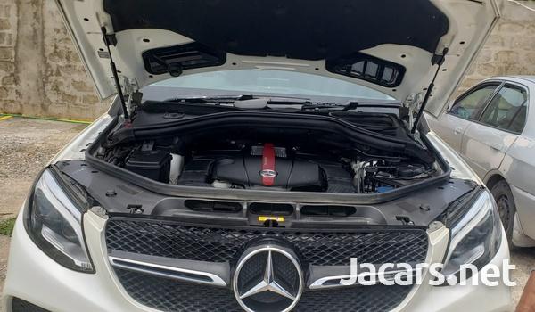 Mercedes-Benz GLE-Class 3,5L 2019-10