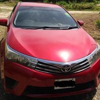 Toyota Corolla 1,8L 2014