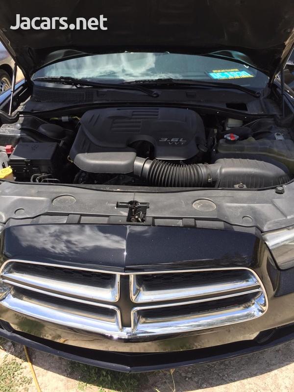 Dodge Charger 2,5L 2014-2
