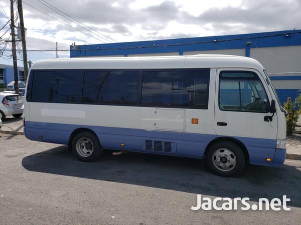 2012 Hino Liesse Coaster Bus-4