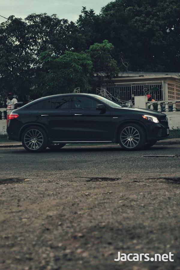 Mercedes-Benz GLE-Class 3,0L 2019-5