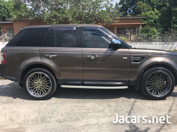 Land Rover Range Rover Sport 4,5L 2010-2