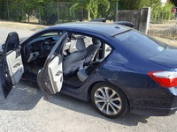 Honda Accord 2,4L 2013