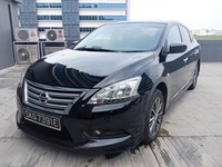 Nissan Sylphy Signature 2,0L 2014