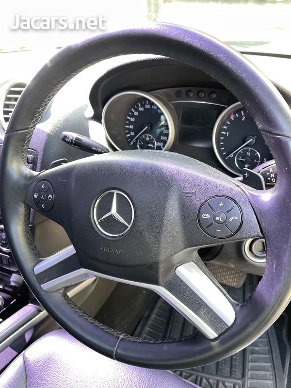 Mercedes-Benz M-Class 3,0L 2011-10