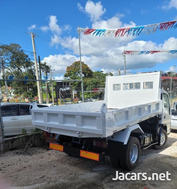 2005 Isuzu Elf High Deck Truck-5