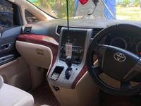 Toyota Alphard 2,3L 2011