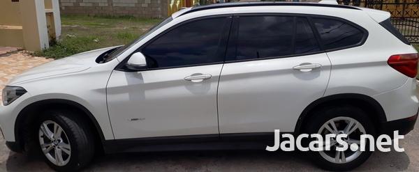 BMW X1 1,8L 2018-3