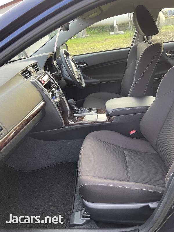 Toyota Mark X 2,5L 2018-11