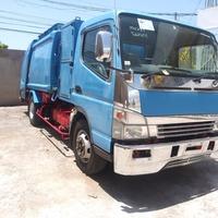 2008 Mitsubishi Canter Garbage Truck