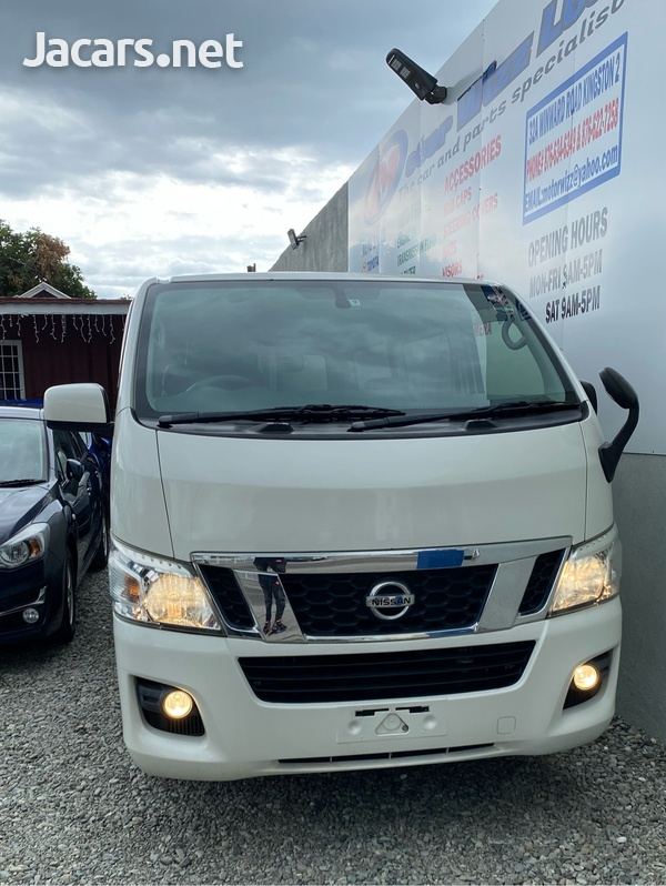 2014 Nissan NV350 Dx-2