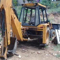 2005 CAT Backhoe