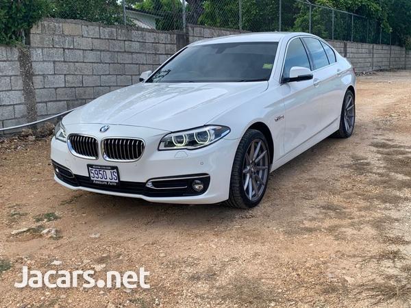 BMW 5-Series 2,0L 2015-2