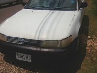 Toyota Corolla 1,4L 2002
