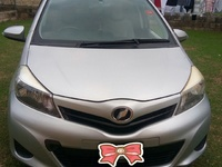 Toyota Vitz 1,2L 2012