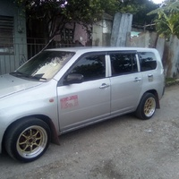 Toyota Probox 1,2L 2012