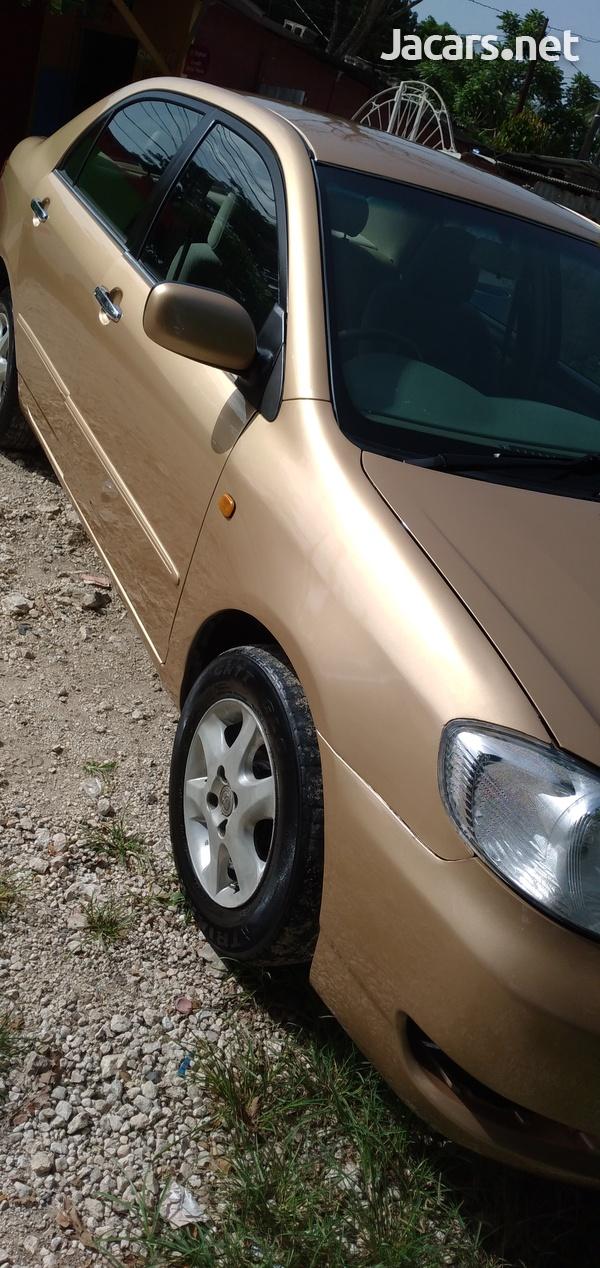 Toyota Axio 1,6L 2004-6