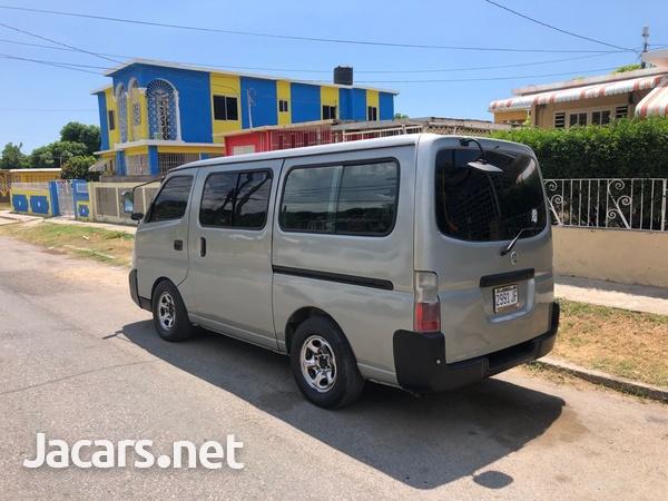 Nissan Caravan 2,0L 2002-4