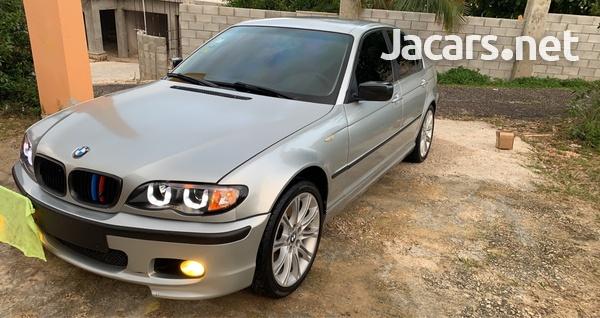 BMW 3-Series 3,0L 2002-3