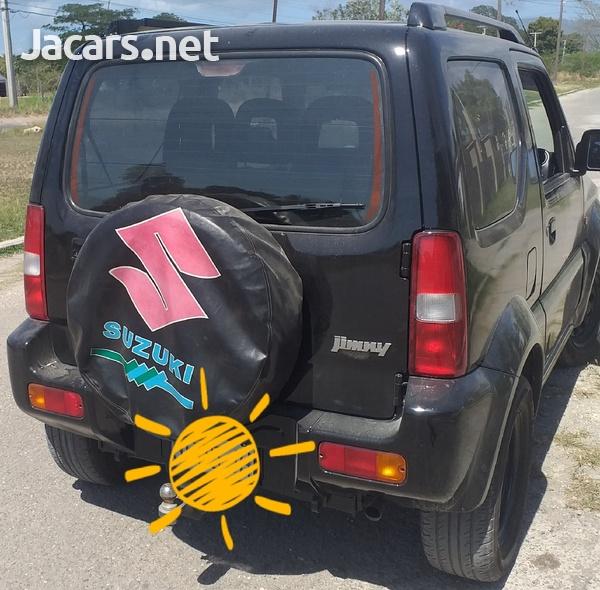 Suzuki Jimny 1,5L 2010-4