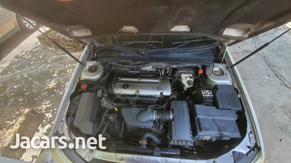 Peugeot 406 2,0L 2001-10