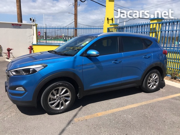 Hyundai Tucson 2,0L 2016-5
