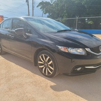 Honda Civic 1,5L 2015
