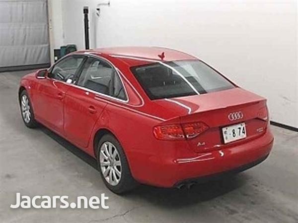 Audi A4 2,0L 2012-11