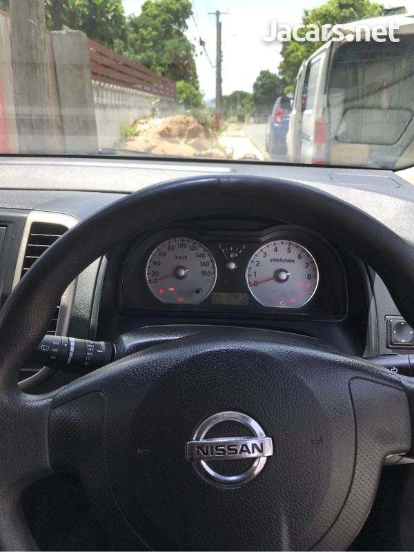 Nissan Wingroad 1,6L 2012-4