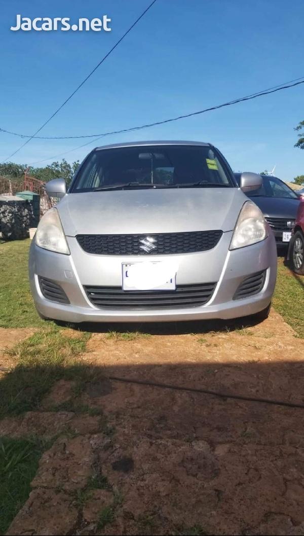 Suzuki Swift 1,2L 2012-2