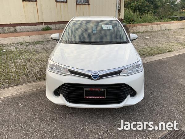 Toyota Axio 1,6L 2015-1