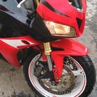 2012 honda 600cc cbr bike