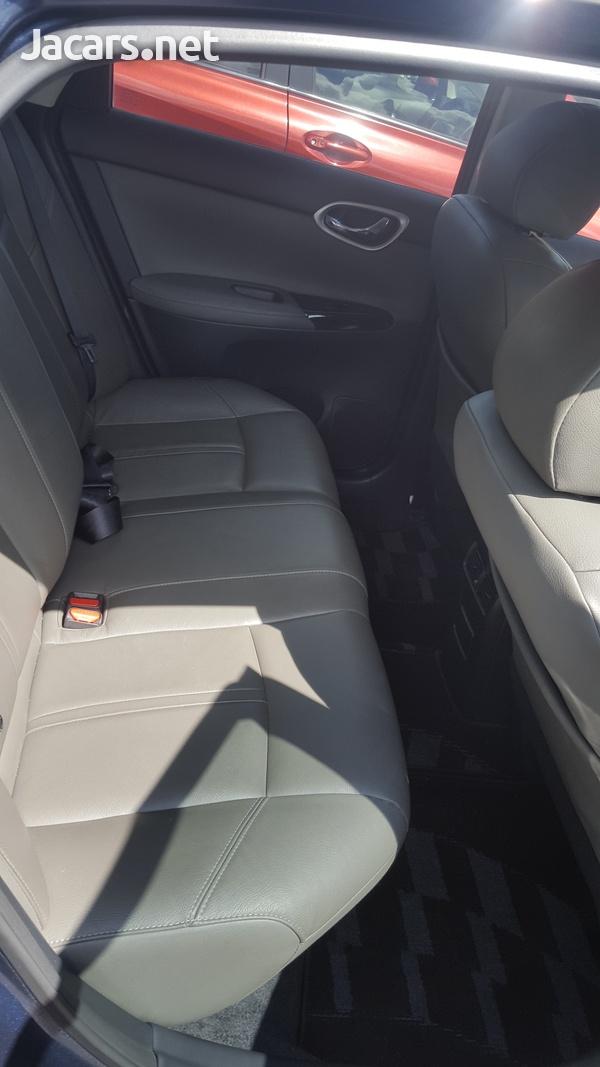 Nissan Sylphy 1,5L 2014-5