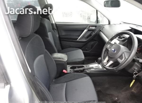 Subaru Forester 2,0L 2016-4