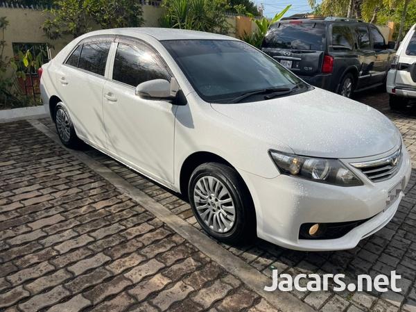 Toyota Allion 1,8L 2015-1