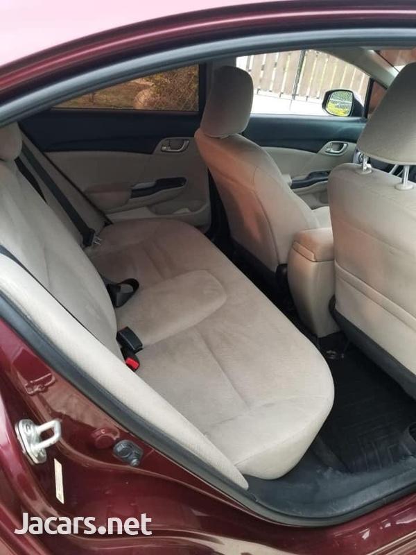 Honda Civic 1,7L 2013-4