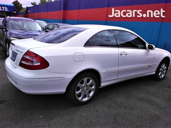 Mercedes-Benz CLK-Class 1,8L 2003-3