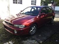 Subaru Impreza 2,0L 2000